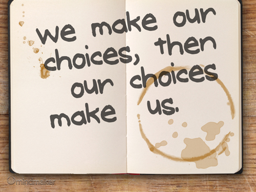 Image - Making choices